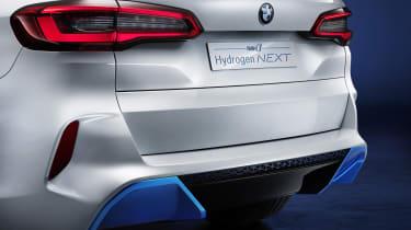 BMW i Hydrogen NEXT concept rear end