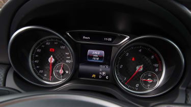 Sport dials show Mercedes' intentions for the A-Class have shifted to appeal to younger drivers