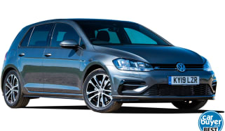 Volkswagen Golf Best Buy cutout