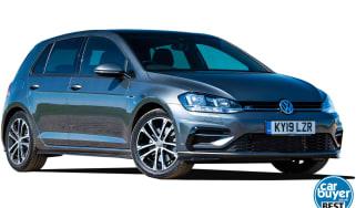 Volkswagen Golf Best Buy cutout