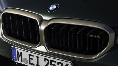 2021 BMW M5 CS - front kidney grilles