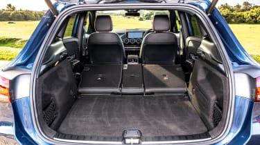 Mercedes GLA 250 e SUV boot