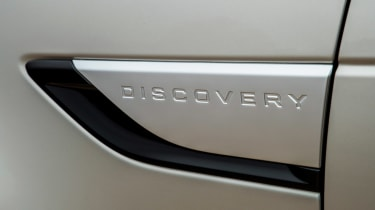 While earlier models were badged 2, 3 & 4, the new car is simple called the Discovery