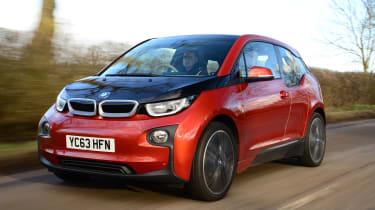 BMW i3 - Best Hybrid or Electric Car