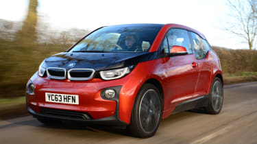 BMW i3 - Best Hybrid or Electric Car