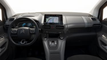 Citroen e-Berlingo interior