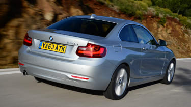 It can return up to 65.7mpg and costs £140 in annual road tax