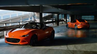 Mazda MX-5 30th Anniversary models