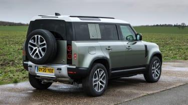 Land Rover Defender 110 - rear 3/4 static