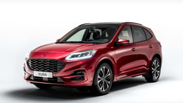 2019 Ford Kuga - Front quarter