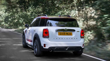 MINI John Cooper Works Countryman - rear quarter driving
