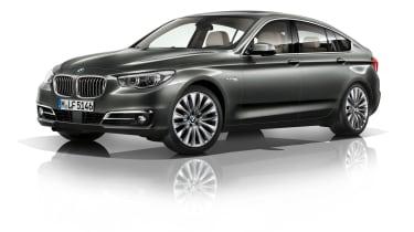 BMW 5 Series 2013 GT front quarter