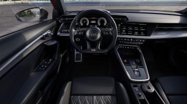 2020 Audi S3 interior