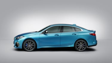2020 BMW 2 Series Gran Coupe M235i xDrive - side view