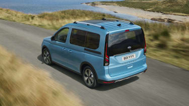New Ford Tourneo Connect Active rear view