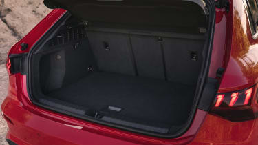Audi A3 Sportback boot