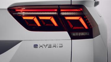 Facelifted Volkswagen Tiguan tail-light