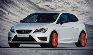 SEAT Leon Cupra 280 'Sub8 Performance Pack'