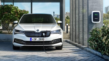 2019 Skoda Superb PHEV