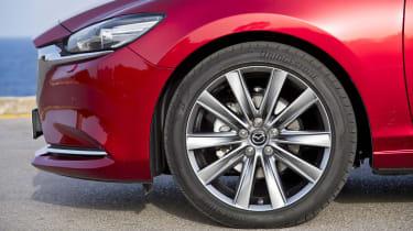 Mazda6 Tourer alloy wheel