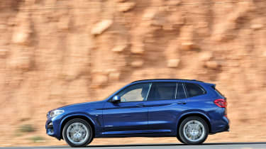It might look similar, but the X3 launched in 2017 brought big improvements