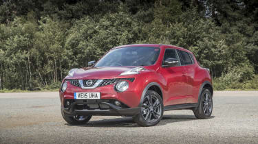 You can't mistake a Nissan Juke for anything else. Its distinctive styling is unlike anything on the road.