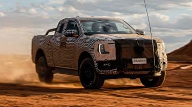 Ford Ranger teaser