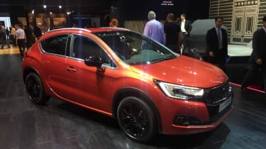 The DS 4 Crossback