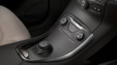 Ford S-MAX 2015 interior buttons