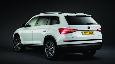 It sports 620 litre boot in five-seat guise - enough for the most active of family lifestyles