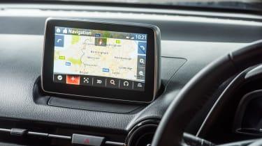 Mazda2 screen