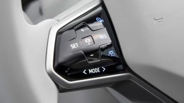 Volkswagen ID.4 SUV steering wheel
