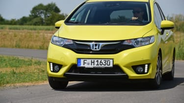 Euro NCAP awarded the Honda Jazz five stars in crash testing, with a 93% score for adult occupant protection