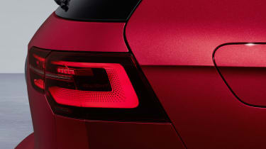 2020 Volkswagen Golf GTI  - rear taillight