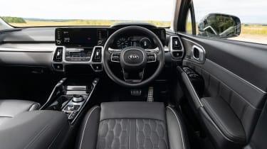 2020 Kia Sorento SUV - interior