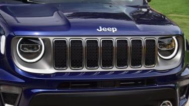 Jeep Renegade grille