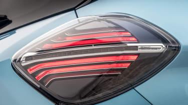 New Renault ZOE - rear light cluster