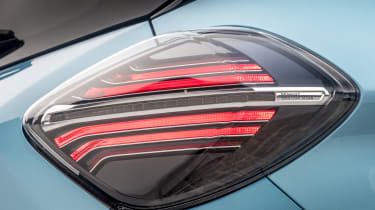 New Renault ZOE - rear light cluster