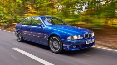 BMW e39 M5 - O/S side tracking