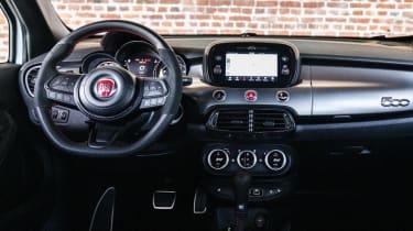 Fiat 500X Sport - Interior