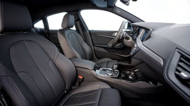 BMW 2 Series Gran Coupe saloon front seats