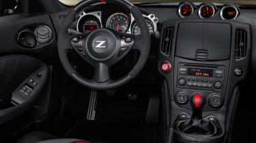 Nissan 370Z 50th Anniversary Edition - dashboard