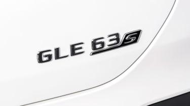 2020 Mercedes-AMG GLE 63 S Coupe badge