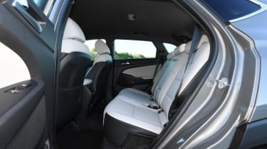 Hyundai Tucson Premium - rear seats