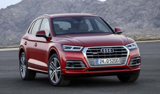 One of the best-selling models in the company's range, the new Audi Q5 is vital for the company's continued success