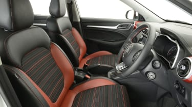 MG ZS Limited Edition - Interior side