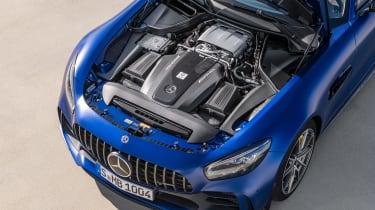 Mercedes-AMG GT R Roadster engine