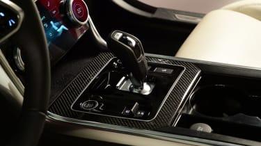 2019 Jaguar XE - gear lever