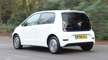 Volkswagen e-up! rear