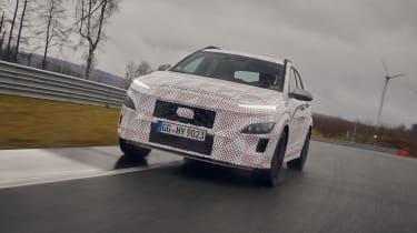 2021 Hyundai Kona N prototype